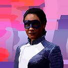 Iris West-Allen, Hero by pinkfloralcake