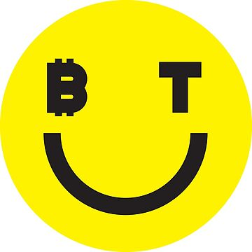 Bitcoin Classic Smiley by Bitcoin-Smiley