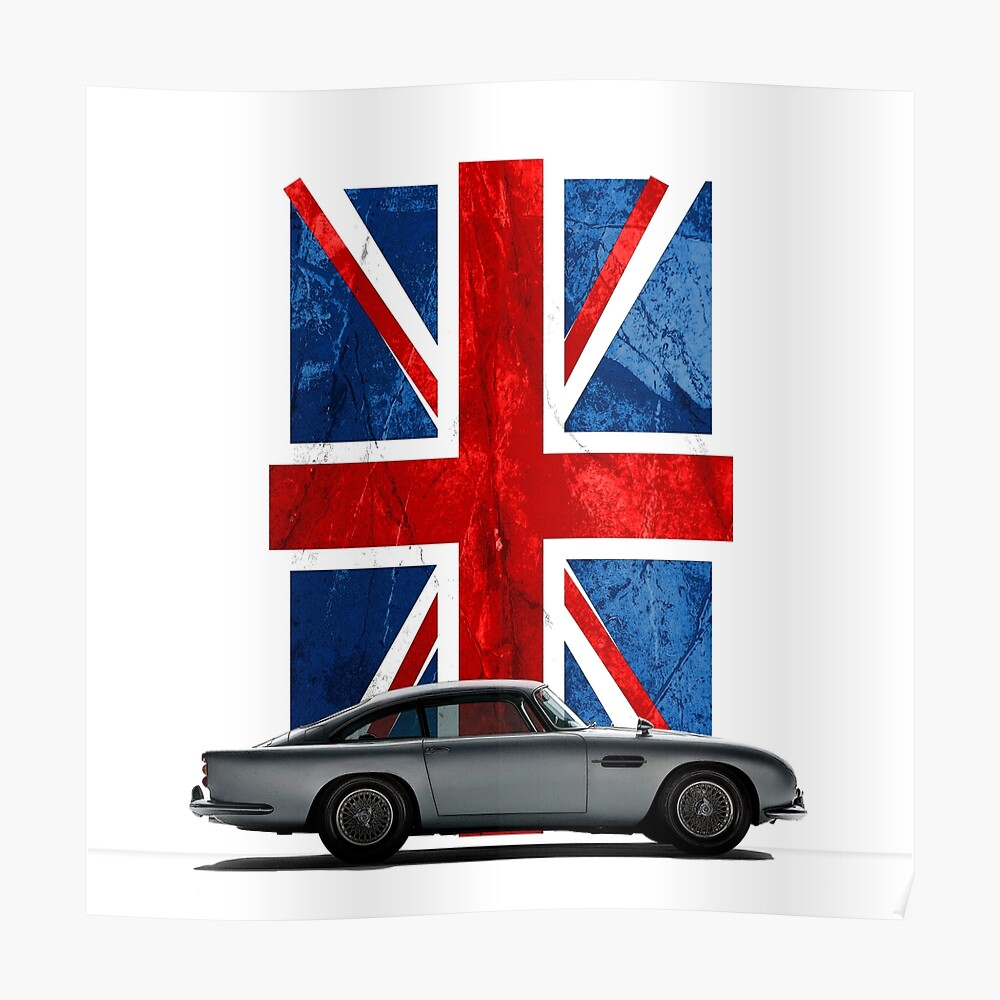 Mein Name ist 5, DB5 Poster