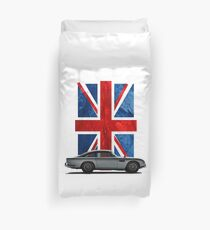 My name is 5, DB5 Duvet Cover