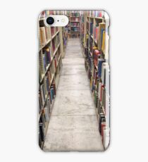 Columbia University Library Stacks iPhone Case/Skin