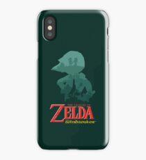 The Legend of Zelda: Wind Waker iPhone Case