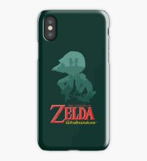 The Legend of Zelda: Wind Waker iPhone Case/Skin
