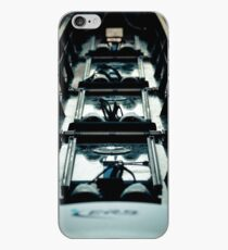 These Shoes are Made For Rowing iPhone Case