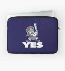 Scotland Independence - YES !!! Laptop Sleeve