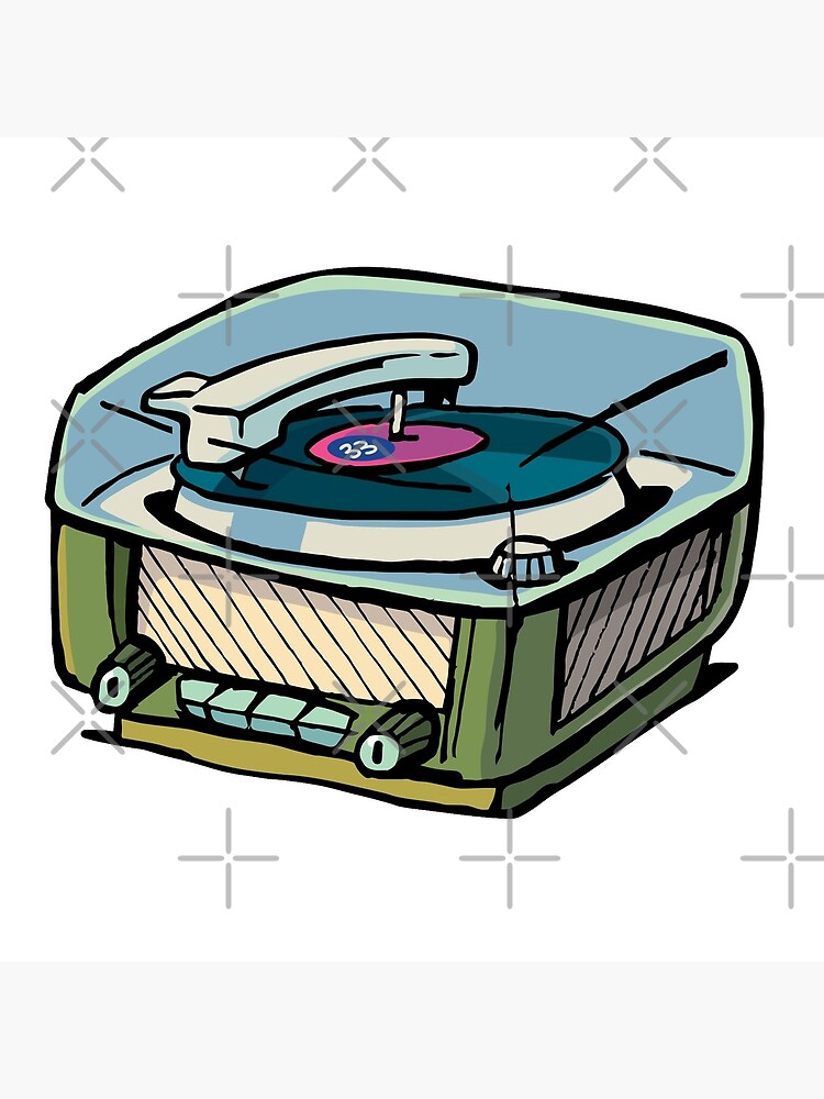 radio gramophone by duxpavlic