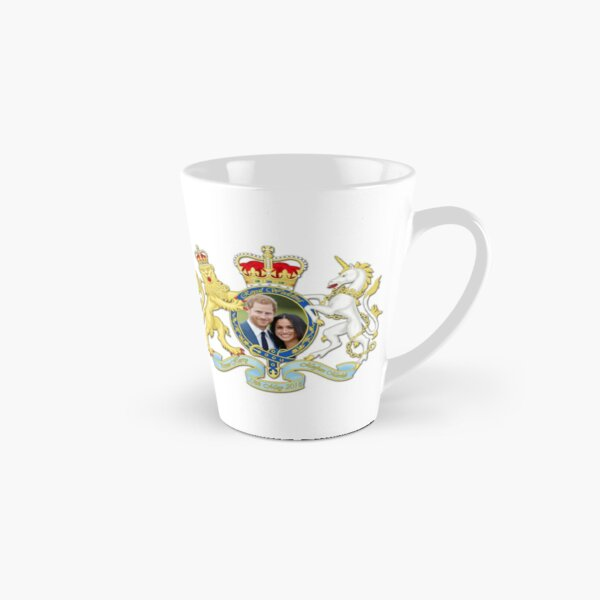 Prince Harry and Meghan Markle Tall Mug