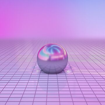 A E S T H E T I C VAPORWAVE - ORB by XOXOX