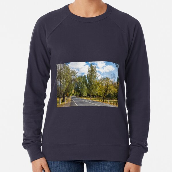 Mount Macedon Road, Mount Macedon, Victoria, Australia. Lightweight Sweatshirt