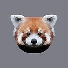 The Red Panda by petegrev
