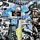 Portobello Road- No Parking by Tash  Menon