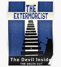 The Devil Inside. The Dalek Cut. Poster