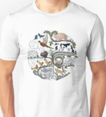 Born to Roam at Christmas T-Shirt