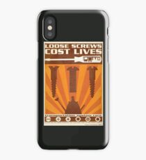 Time War Propaganda II iPhone Case/Skin