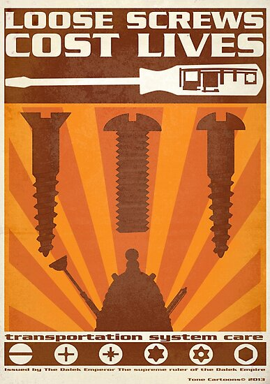 Time War Propaganda II by ToneCartoons