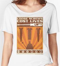 Time War Propaganda II Women's Relaxed Fit T-Shirt