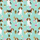 beagle ice cream dog breed animal gifts by PetFriendly