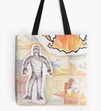 Slapstick (Mummy) Tote Bag