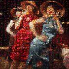 Rock City Burlesque Calendar by TimChuma