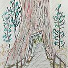 California Sequoia by Branwen Drew