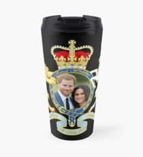 Prinz Harry und Meghan Markle Thermosbecher