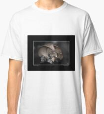 Painted Fungus Poster Classic T-Shirt