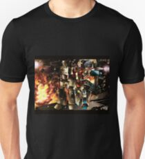 Megatron ft starscream T-Shirt