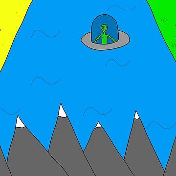 Alien Landscape  by aremalumis