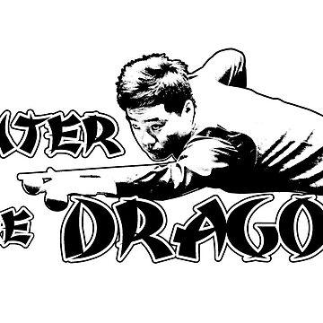Enter the Dragon - Ding Junhui by TurboCake