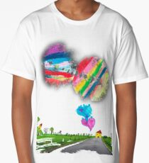 Into Space Long T-Shirt