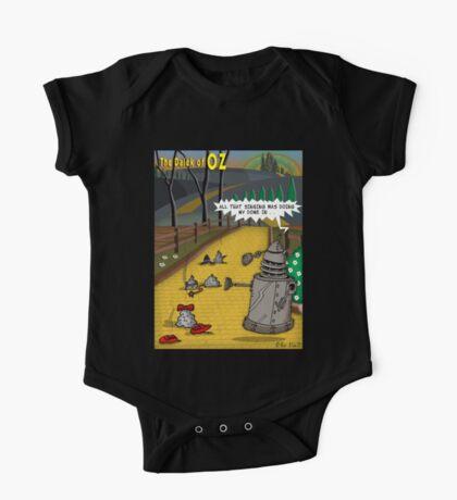 The Dalek Of OZ Kids Clothes