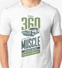 DRIFTING MUSCLE CAR - Legendary Champion Unisex T-Shirt