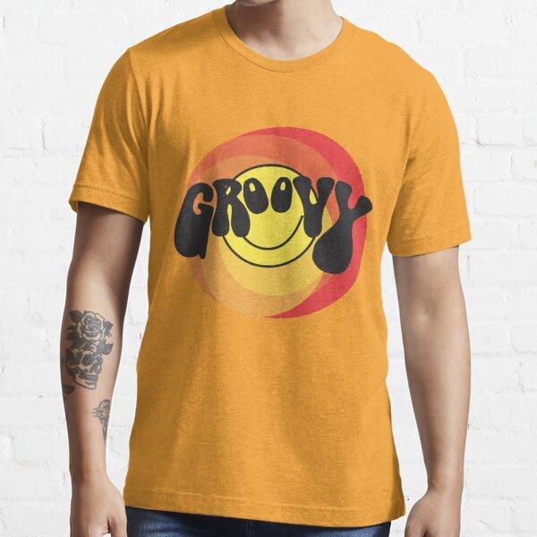 Groovy - Retro shirt Essential T-Shirt