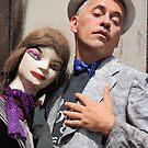 Street Performer, Buenos Aires by Tash  Menon