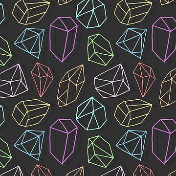 diamond in the rough by artshenanigans
