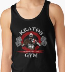 Kratos Gym Tank Top