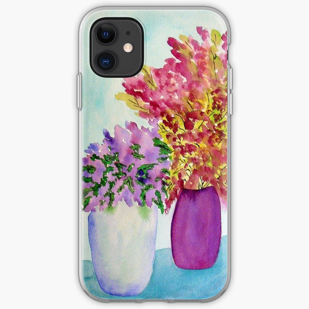 Spring Flowers iPhone Case & Cover