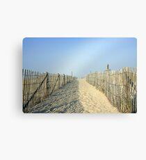 Nauset Beach Canvas Print