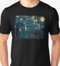 Starry Gallifrey Unisex T-Shirt
