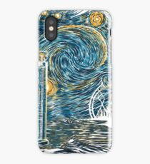 Starry Gallifrey iPhone Case/Skin