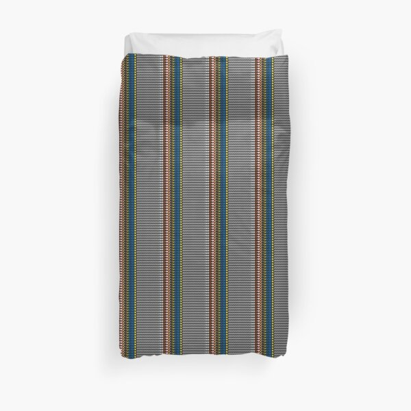 Zipper Baghwomun Pattern Duvet Cover