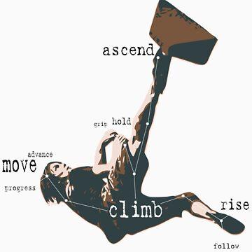 Girl Climber by crispyfried