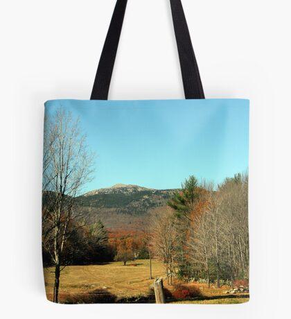 Mount Monadnock - Jaffrey, NH Tote Bag