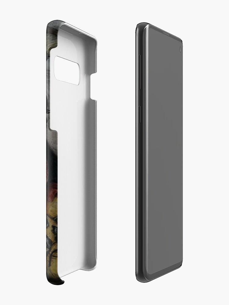 Alternate view of FNaF Nightmare Fredbear Case & Skin for Samsung Galaxy