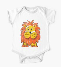 Lenny the Lion One Piece - Short Sleeve