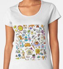 Pet shop Women's Premium T-Shirt