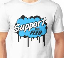 League of Legends: Support or Feed Unisex T-Shirt