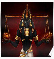 Póster Anubis