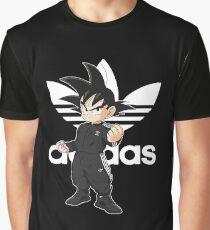 Goku kid adidas Graphic T-Shirt