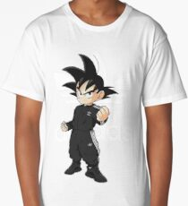 Goku kid adidas Long T-Shirt